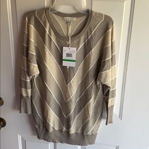 Sweater new with tags